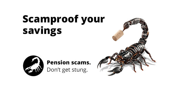 Scamproof your savings